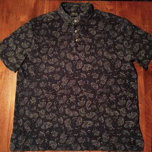 POLO Ralph Lauren L Paisley Men's Shirt